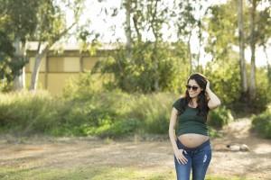 מה לובשים לצילומי הריון?