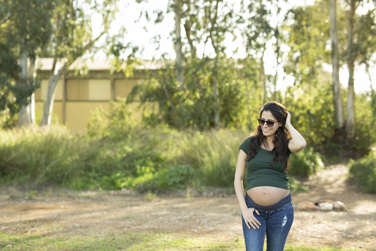 צילומי הריון בגליל